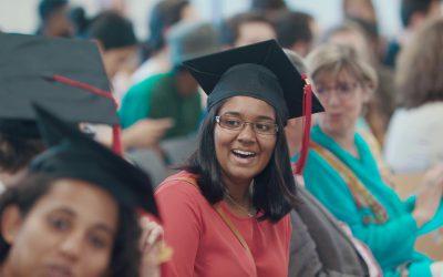 Découvrez la vidéo de la remise de diplômes de l'Institut Villebon Georges Charpak !