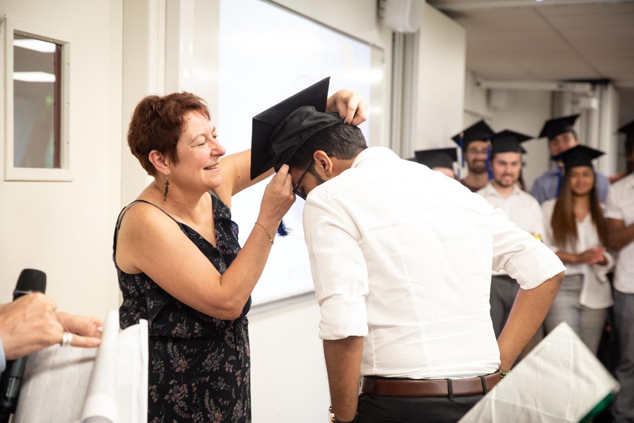 Cérémonie Diplôme Institut Villebon 2019- A Gilson-132
