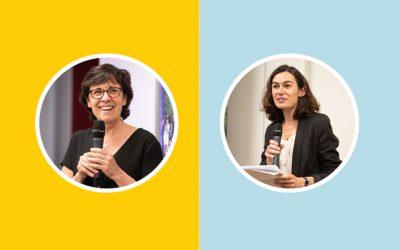 Changement de direction de l'institut, Lydiane Nabec succède à Bénédicte Humbert