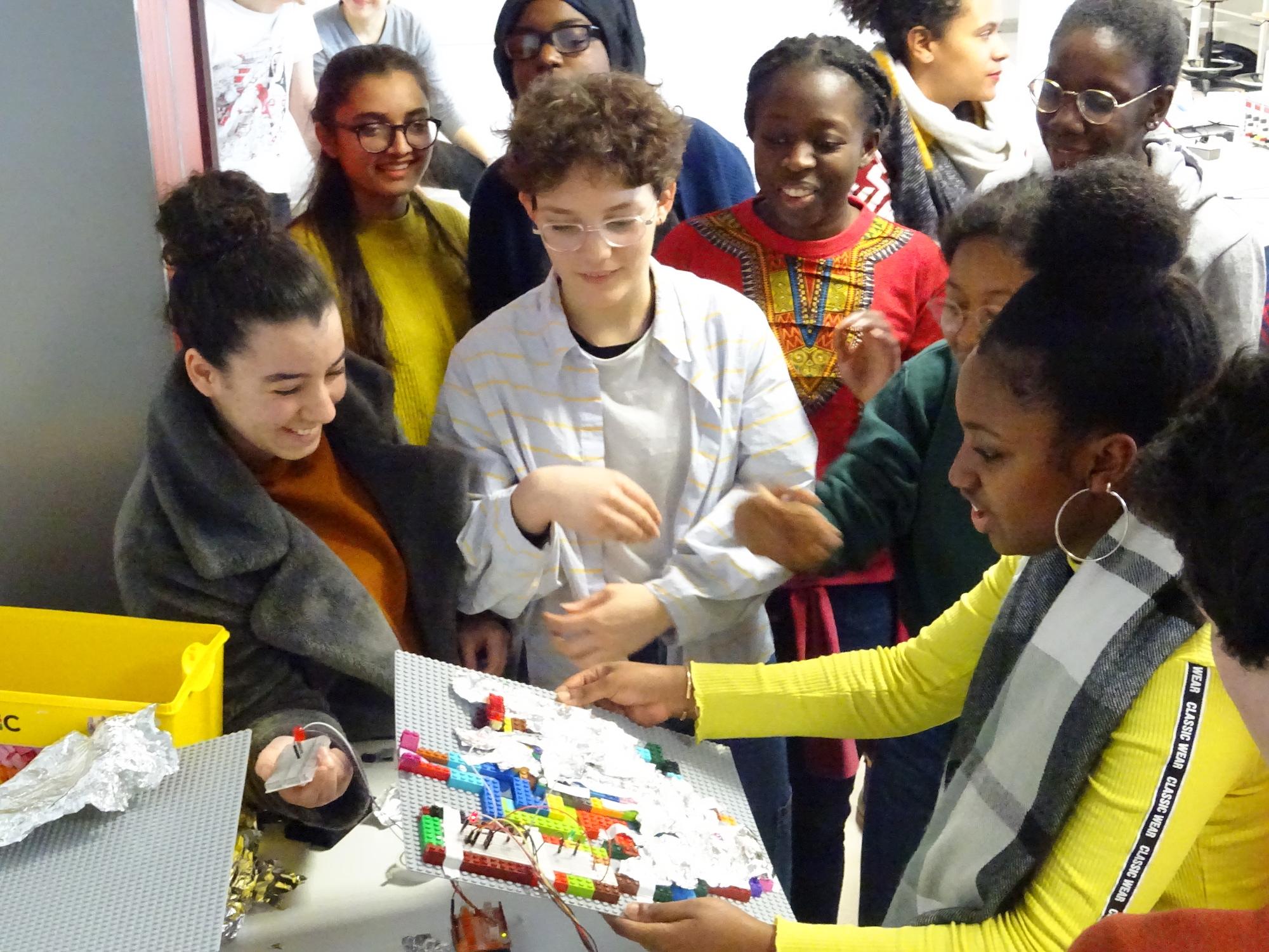 Projets Arduino des étudiants